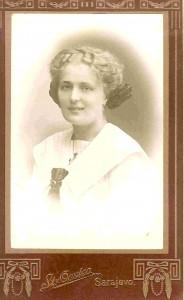 Katarzyna Brajenovic - 1920 r.